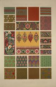 india and victorian decorative arts and designs