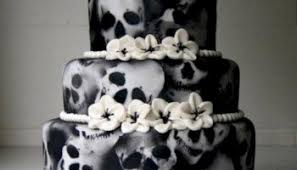 42 Horror Halloween Wedding Cakes Ideas For Your Special Moment