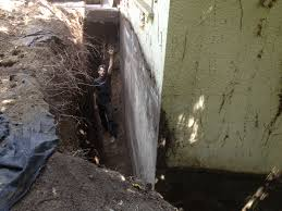 best of how to install drain tile around foundation home design