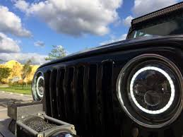 Jeep Led Lights Inspired Engineering Led Lights Jeep Offroad Truck Atv