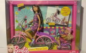 barbie sisters u0027 bike skipper u0026 chelsea dolls stacie