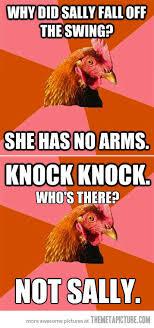 Chicken Meme Jokes - anti joke chicken s double shot the meta picture