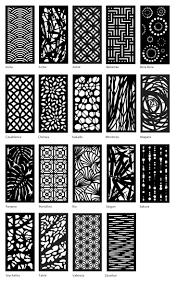 Decorative Window Screens 39 Best Decorative Screen Images On Pinterest High Level Screen