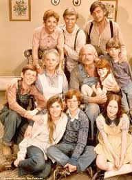the waltons comes together to celebrate family show s 40th