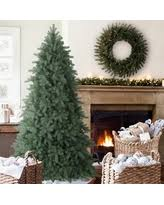 bargains on 7 5 balsam hill scotch pine artificial tree