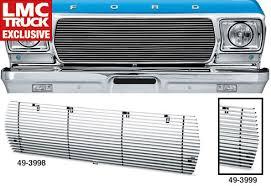 1973 1979 ford truck parts billet aluminum grilles 1978 79 f100 f150 f250 1978 79