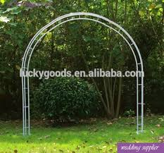 Wedding Arches Buy Wholesale White U Shape Decorative Metal Wedding Arch Buy Metal