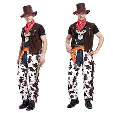 Halloween Costume Cowboy Cheap Mens Cowboy Costumes Aliexpress Alibaba Group