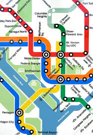 Dc Metro Bus Map by Dc Metro Maps