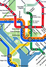 Map Dc Dc Metro Maps