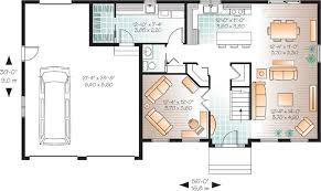 Colonial Floor Plans Colonial Style House Plans Plan 5 1093