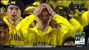 Michigan Football Memes - meme spawning michigan fan presents espn best play award to msu