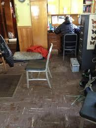 cabin floor usfs cabin flooring