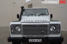 land rover 1992 land rover defender 90 review performancedrive