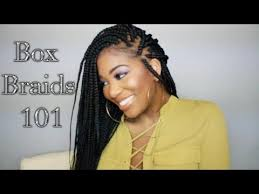 what kind hair use boxbraids box braids for thin fine hair pocketsandbowstv youtube