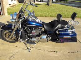 harley davidson road king custom in texas for sale used
