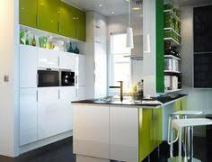 cuisine blanche et verte cuisine blanche laquée 99 exemples modernes et élégants