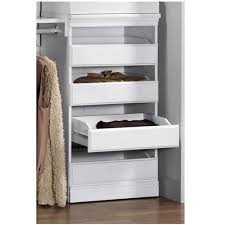 Martha Stewart Home Decorators Modular Closet Drawers