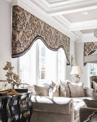 family room marge carson window treatment