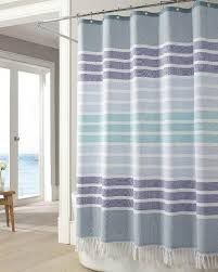 Coastal Shower Curtains Shower Curtains In Stripes And Coastal Prints Fabric And Gorgeous