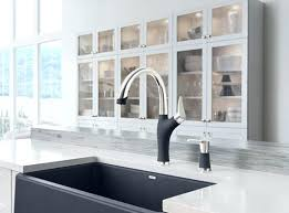 Blanco Kitchen Faucet Parts Blanco Kitchen Faucets Kitchen Faucet Series Dual Spray Anthracite