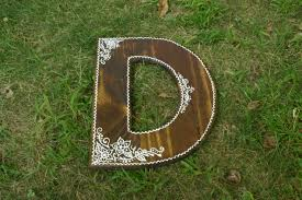 urban outfitters inspired diy wooden henna letter u2013 wonderfully made