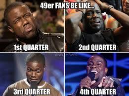 12 best memes of colin kaepernick san francisco 49ers beating the