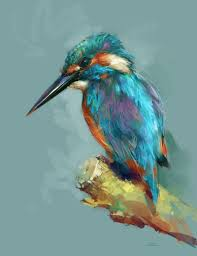 52 best paint birds images on pinterest animals paintings and