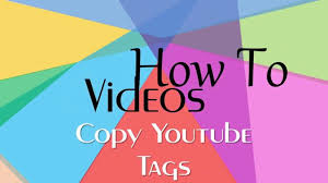 pubg youtube tags how to copy and paste youtube tags between videos youtube