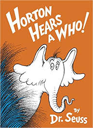 amazon horton hears 8580001050164 dr seuss books