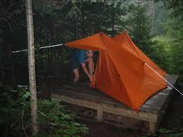 tent platform at lac de la dam photos diagrams u0026 topos summitpost