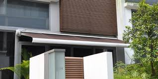 Motorised Awnings Prices Retractable Awnings Malaysia Indonesia And Singapore Hlh Singapore