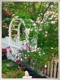 Arbors And Trellises Cottage Picket Gate New England Arbors