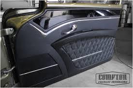 Custom Car Interior Upholstery Home