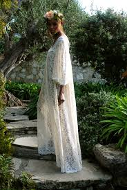 annabel lace caftan dress dreamers and lovers