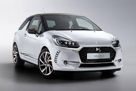 peugeot leasing new ds 3 1 6 thp 210 performance 3dr petrol hatchback for sale