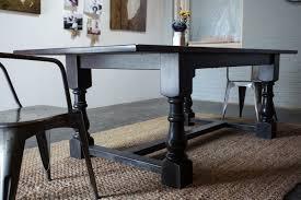 boulder harvest table farm kitchen table sets in home decor