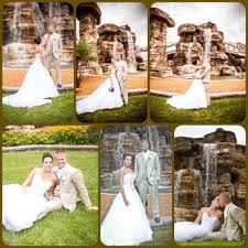 wedding portraits at ho chunk resort and casino in baraboo wi