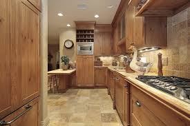 Kitchen Wooden Cabinets 43 Kitchens With Extensive Wood Throughout