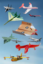 amazing paper airplanes folding instructions new