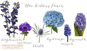 wedding flowers blue blue wedding flowers for flowers