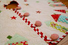 contemporary design tree skirt patterns quilted