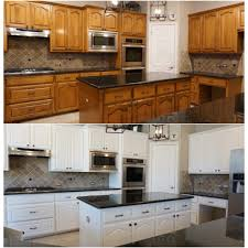 how to paint kitchen cabinets white like a pro painting wood kitchen cabinets white layjao
