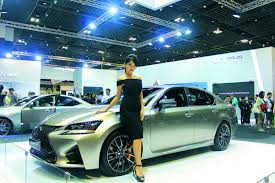 lexus singapore events 5 great reasons to attend the singapore motorshow 2017 todayonline