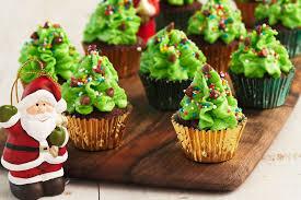 mini tree cupcakes stunning blinking