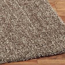 frosted luxury soft plush shag area rugs Shaggy Runner Rug