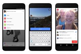 fb app android live option launched in all android mobile platforms