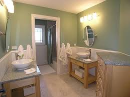 interior craftsman style homes interior bathrooms tray ceiling