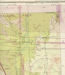 Colorado Desert Map by Desert Training Center