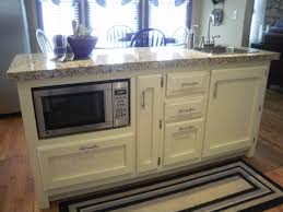 kitchen microwave cabinet kitchen islands designs microwave no man or woman is an